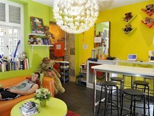 A Beary Good Hostel Singapore - Beary Cozy Lounge