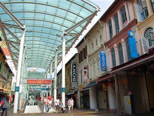 A Beary Good Hostel Singapore - Surroundings
