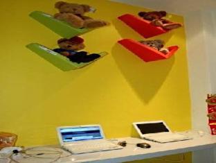 A Beary Good Hostel Singapore - PC Corner