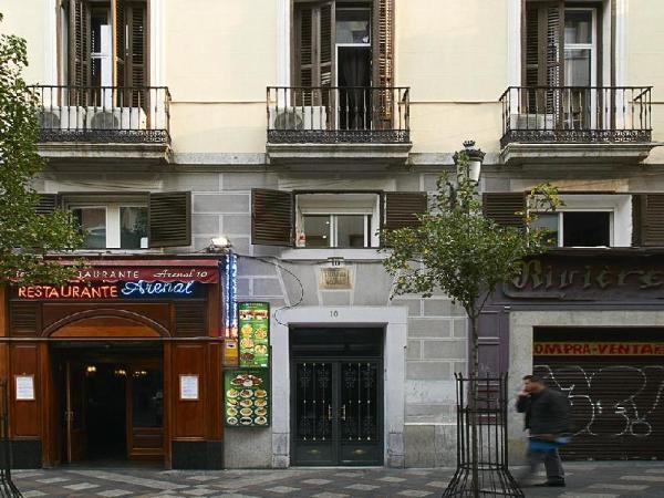 Apartamentos Arenal Sol Madrid