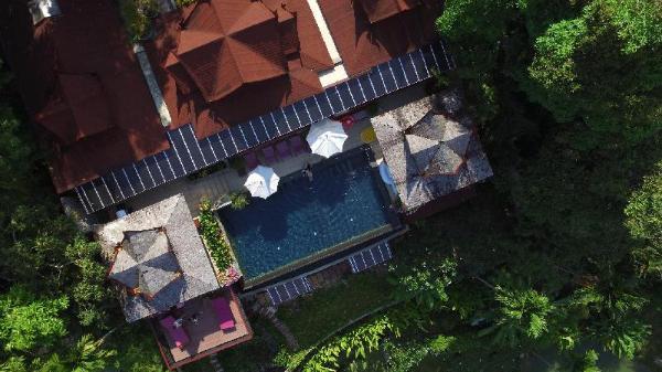 Ayara Surin Loo-Hong Seaview Villa Phuket