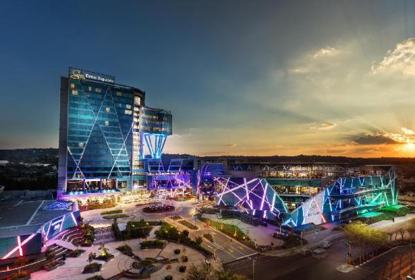 The Maslow Time Square Hotel Pretoria
