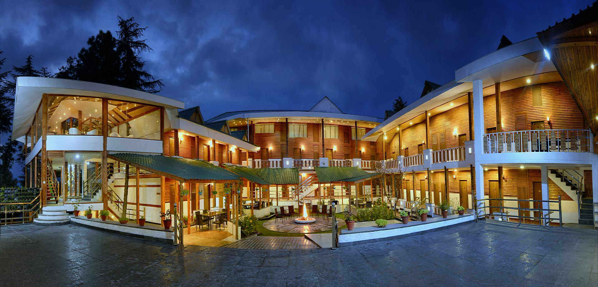 Treehouse Chail Villas