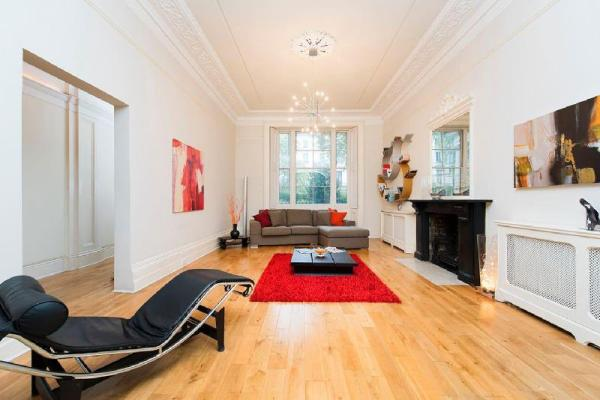 Modern, Spacious Luxury 1BR in Central London London