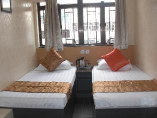 Dynasty Commercial Hotel Hongkong - Gæsteværelse
