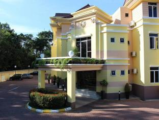 Jinhold Service Apartment Kuching - Hotellet udefra