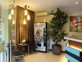 Jinhold Service Apartment Kuching - Reception