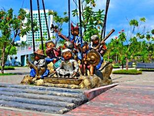 Piazza Luna Tower Davao - Okolica