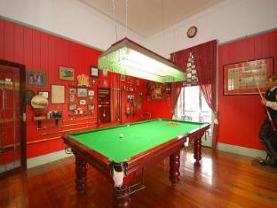 Franklin Villa Brisbane - Billiard Room