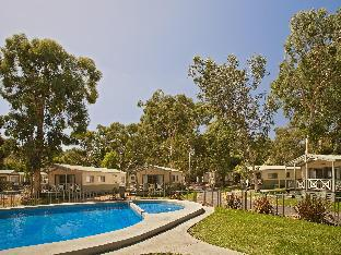 Crystal Brook Tourist Park Hotel Melbourne Victoria Australia