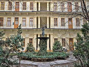 Liszt Apartment Boedapest - Hotel exterieur