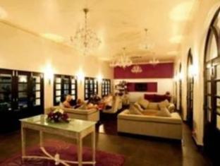 Silver Sands Hideaway Hotel North Goa - Lobby