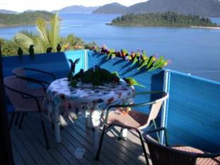 Coral Point Lodge Whitsunday Islands - balkon/terasa