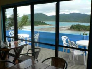 Coral Point Lodge Whitsunday Islands - kavarna