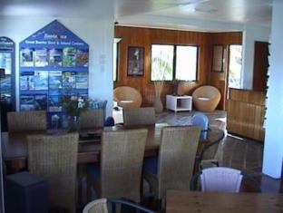 Coral Point Lodge Whitsunday Islands - recepcija