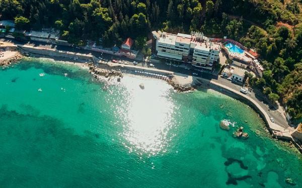 New york hotel vlora city center vlora albania great for Lungomare elevato