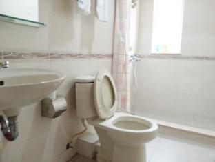 Man Va Hotel מקאו - חדר אמבטיה