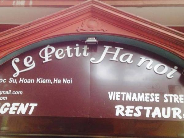 Le Petit Hanoi Hotel Hanoi