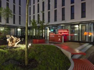 Holiday Inn Berlin Centre Alexanderplatz Berlin - Exterior