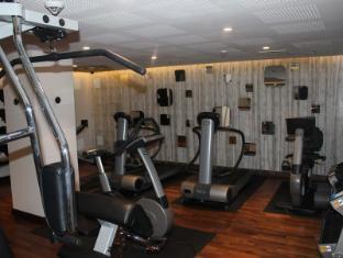 Holiday Inn Berlin Centre Alexanderplatz Berlin - Fitness Room