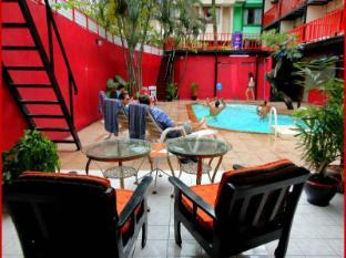 Boomerang Inn Phuket - Basen