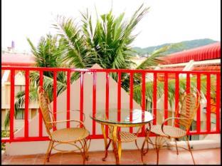 Boomerang Inn Phuket - Balkon/Taras