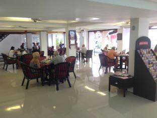 Boomerang Inn Phuket - Restauracja