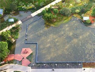 Kunming IC Holiday SOHO Junyuan Serviced Apartments Kunming - Downstairs Garden