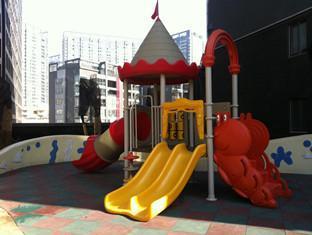 Kunming IC Holiday SOHO Junyuan Serviced Apartments Kunming - For Kids