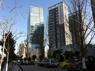 Kunming IC Holiday SOHO Junyuan Serviced Apartments Kunming - The Complex