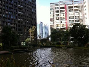 Kunming IC Holiday SOHO Junyuan Serviced Apartments Kunming - The Garden
