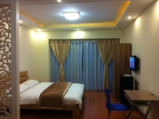 Kunming IC Holiday SOHO Junyuan Serviced Apartments Kunming - Guest Room