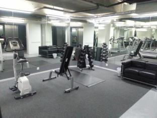 60 West Hotel Hong Kong - Sala de Fitness