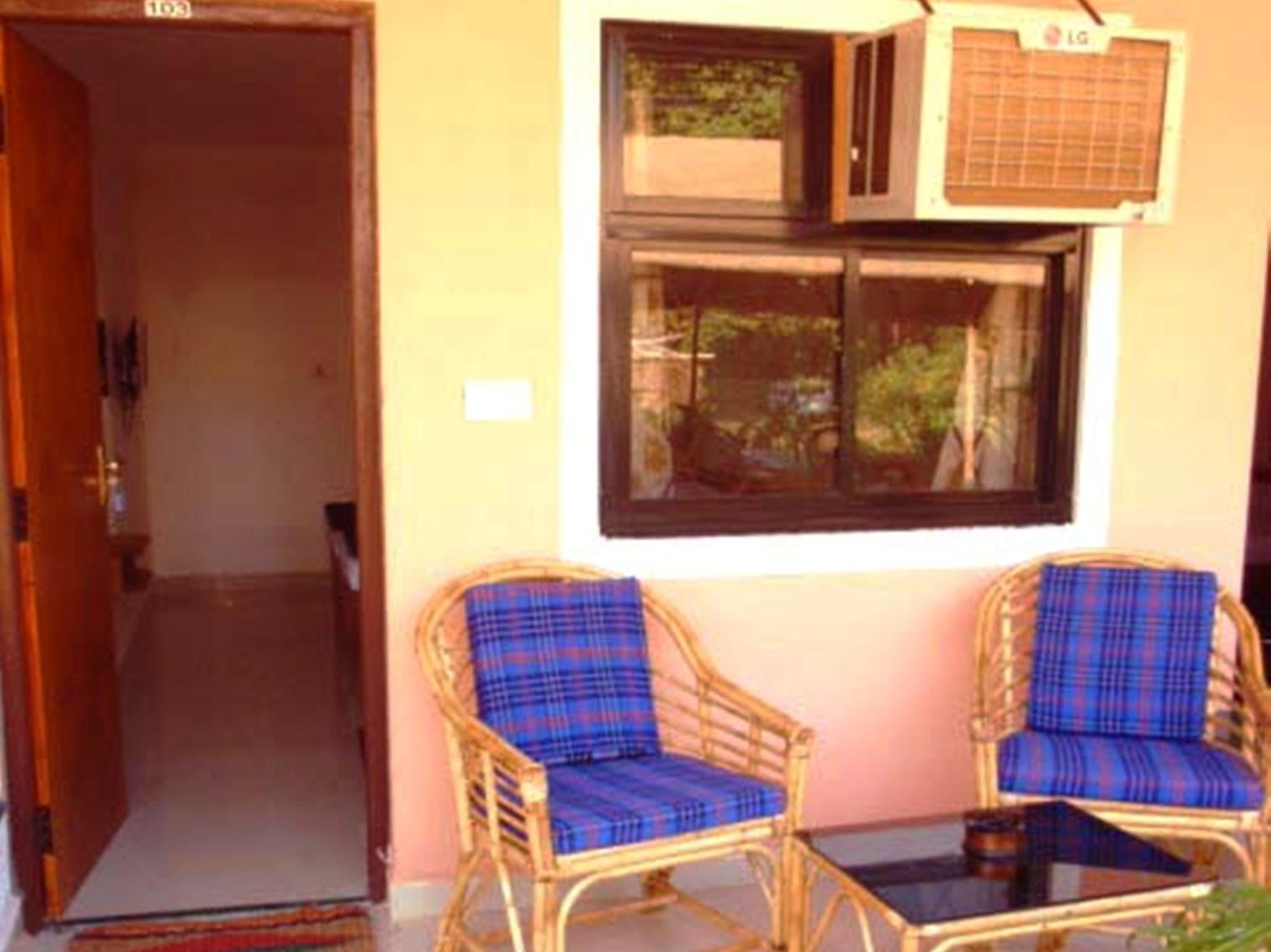Sunbeach Residency   Palolem