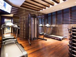 Rosedale Hotel Kowloon - Mongkok Hong Kong - Fitness Room
