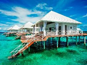 Tietoja majapaikasta Diamonds Thudufushi Beach & Water Villas - All Inclusive (Diamonds Thudufushi Beach & Water Villas - All Inclusive)