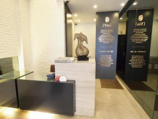 Yin Serviced Apartments Hong Kong - Entrada