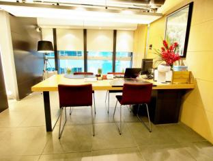 Yin Serviced Apartments Hong Kong - Recepció