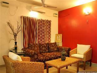 Cricketer's Inn Chennai - Lobby