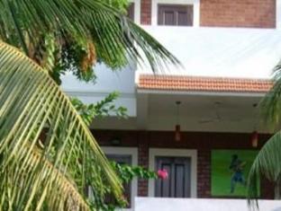 Cricketer's Inn Chennai - Balcony View