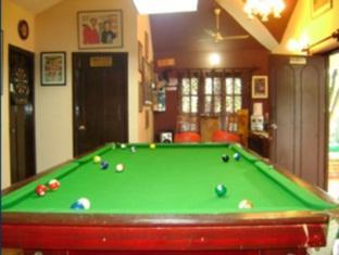 Cricketer's Inn Chennai - Billiard Table