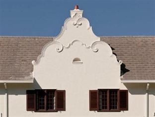 Dornier Homestead Stellenbosch - Cape Dutch Gable