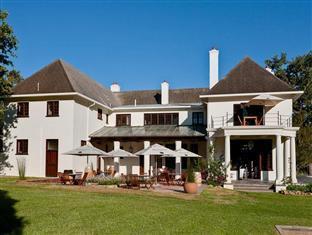 Dornier Homestead Stellenbosch - Dornier Homestead Patio