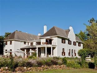 Dornier Homestead Stellenbosch - Dornier Homestead from Garden