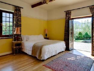Dornier Homestead Stellenbosch - The Yellow Suite