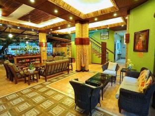 Dao Diamond Hotel and Restaurant Tagbilaran City - קבלה