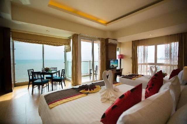 ทรายสวรรค์ บีช รีสอร์ท – Saisawan Beach Resort Pattaya
