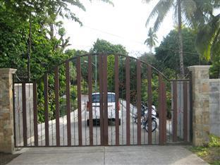 Davao Eagle Ridge Resort Davao City - כניסה