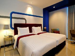 FX ホテル メトロリンク マッカサン FX Hotel Metrolink Makkasan