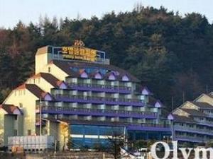 O hotelu Pyeongchang Olympia Hotel & Resort (Pyeongchang Olympia Hotel & Resort)